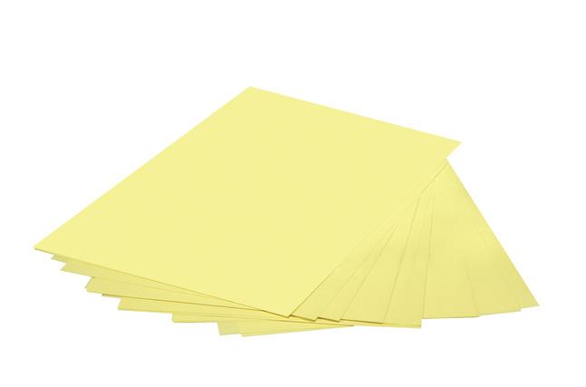 Colored Copy Paper, Item Number 053913