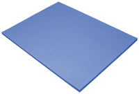 Tru-Ray Sulphite Construction Paper, 18 x 24 Inches, Blue, 50 Sheets Item Number 054927