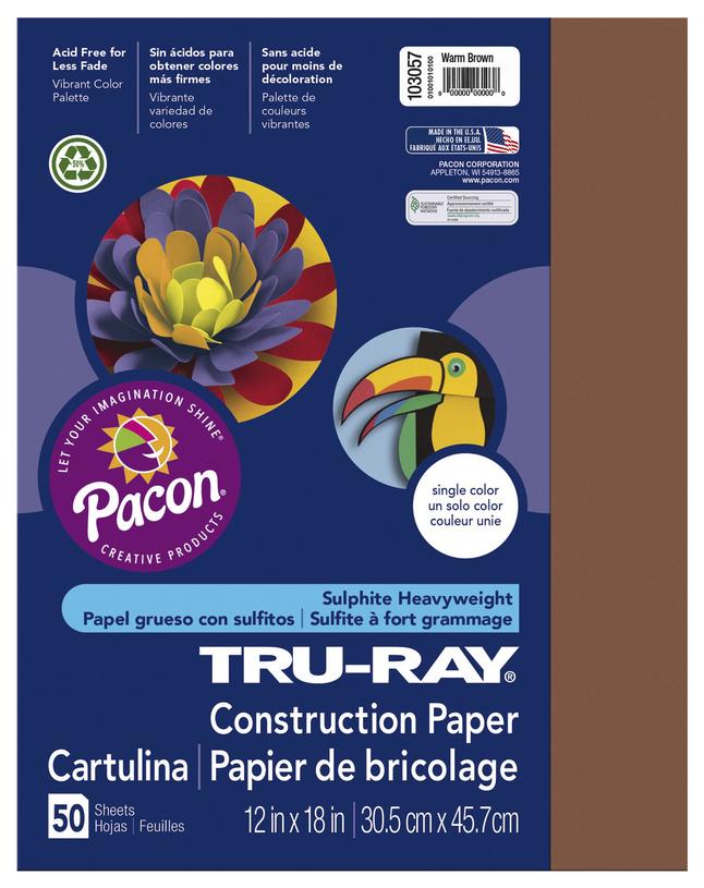 Sulphite Paper, Item Number 054138