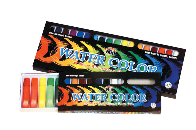 Watercolor Paint, Item Number 059184