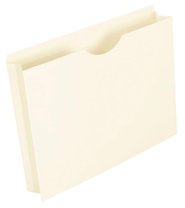 File Jackets, Item Number 060117