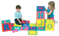Early Childhood Floor Puzzles, Item Number 066992