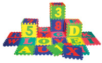 Early Childhood Floor Puzzles, Item Number 066993