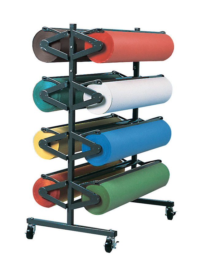 Paper Roll Dispensers, Paper Roll Racks, Item Number 067084