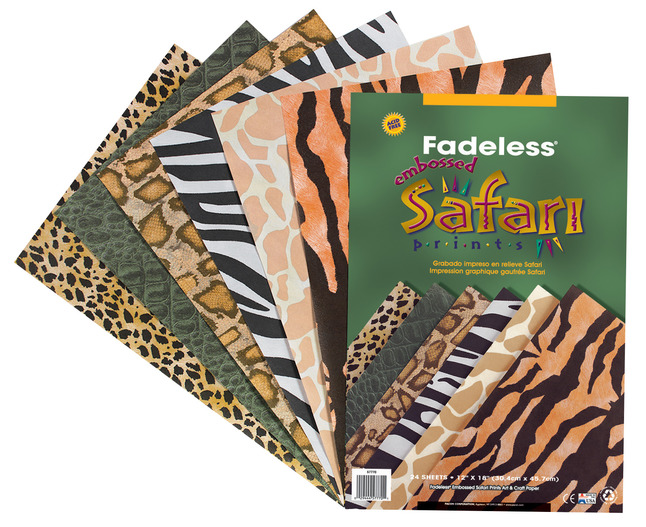 Fadeless Paper, Item Number 067123
