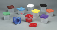 Plastic Containers and Plastic Dispensers, Item Number 085760