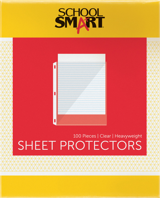 Sheet Protectors, Item Number 067506