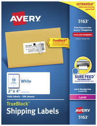 Address Labels, Item Number 067676
