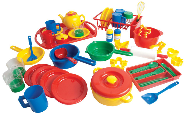 Dramatic Play Kitchen Accessories, Item Number 067739