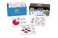 Fraction Games, Books, Activities, Fraction Books, Fraction Activities Supplies, Item Number 069508