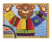 Early Childhood Chunky Puzzles, Item Number 070460