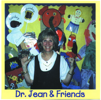Melody House Dr. Jean & Friends Music CD Item Number 070577