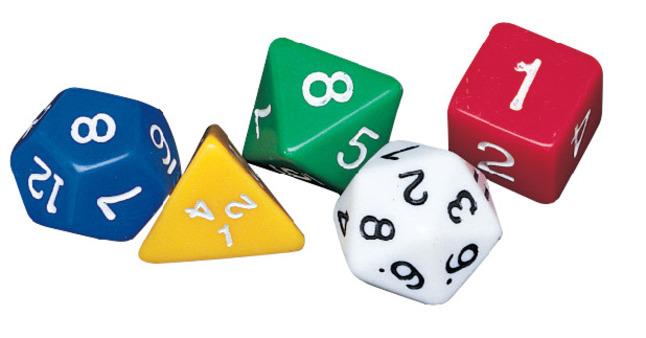 Math Manipulatives, Item Number 264325