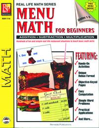Math Books, Math Resources Supplies, Item Number 070750