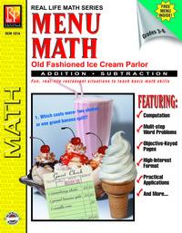 Math Books, Math Resources Supplies, Item Number 070751