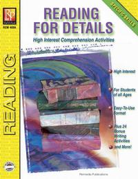 Reading Strategies, Resources Supplies, Item Number 070832