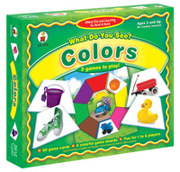 Early Childhood Literacy Games, Item Number 071313