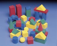 School Smart Foam Geometric Solids Item Number 072248