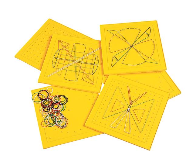 Geometry Games, Geometry Activities, Geometry Worksheets Supplies, Item Number 072249