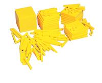 Base 10 Blocks, Place Value, Base 10, Base 10 Math Supplies, Item Number 072279
