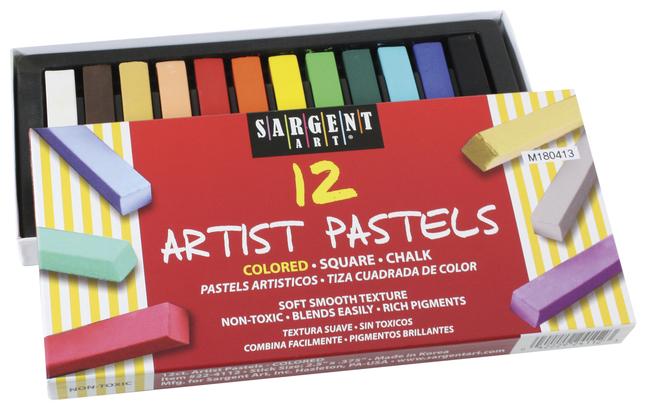 Pastels, Item Number 072729