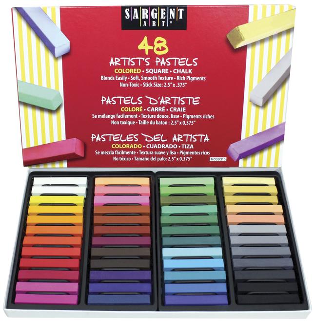 Pastels, Item Number 072738