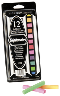 Pastels, Drawing and Painting Supplies, Item Number 072744