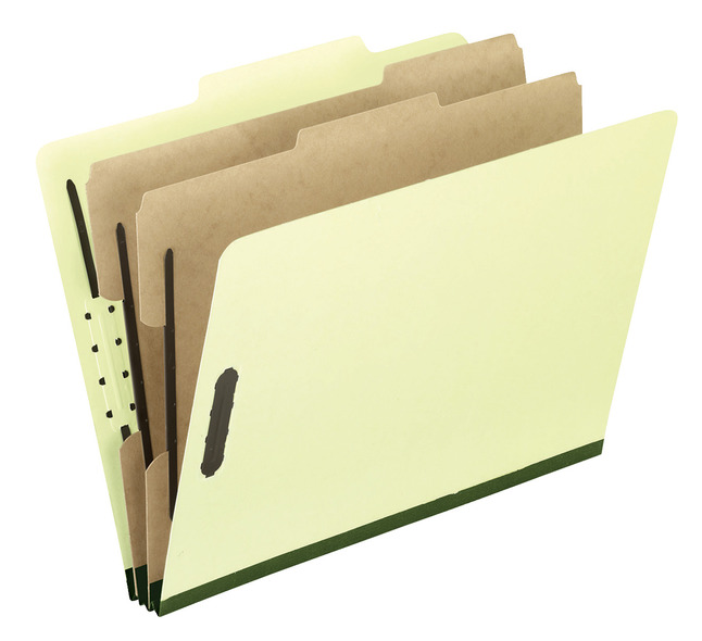 Classification Folders and Files, Item Number 072867
