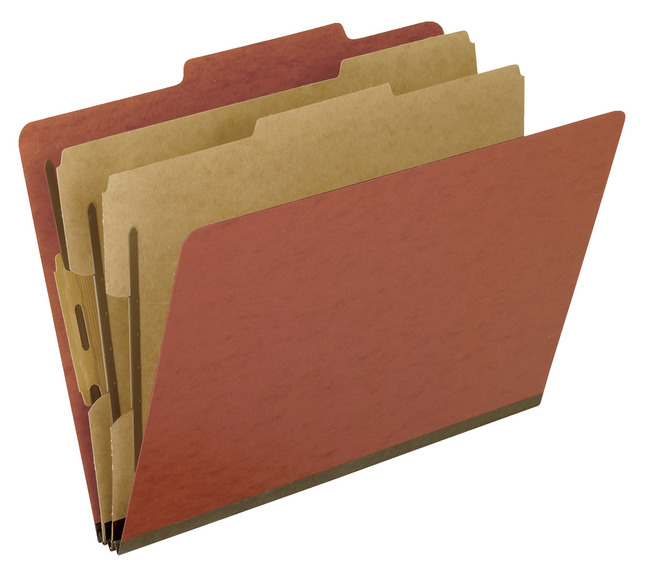 Classification Folders and Files, Item Number 072869