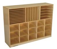 Cubby Storage Units, Item Number 074508