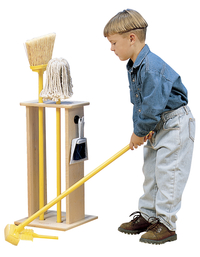 Dramatic Play Housekeeping, Item Number 074582
