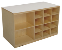 Cubby Storage Units, Item Number 074988