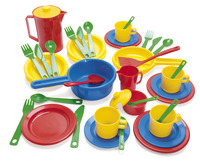 Dramatic Play Kitchen Accessories, Item Number 075047