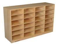 Cubby Storage Units, Item Number 075060