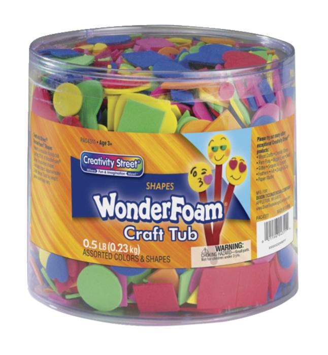 Craft Foam, Item Number 075882
