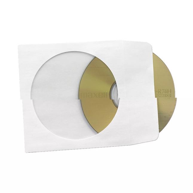 CD Envelopes and DVD Envelopes, Item Number 075963