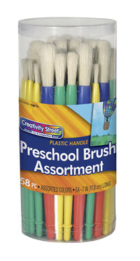 Paint Brushes, Item Number 076181