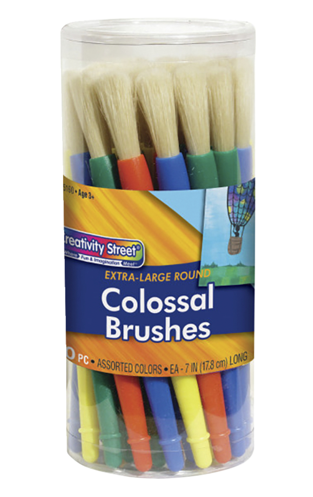 Paint Brushes, Item Number 076182