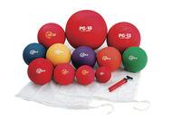 Playground Balls, Rubber Playground Balls, Playground Balls Bulk, Item Number 076234