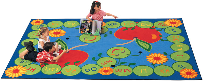 Circle Time Rugs and Dot Rugs Supplies, Item Number 076247