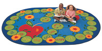 Circle Time Rugs and Dot Rugs Supplies, Item Number 078457