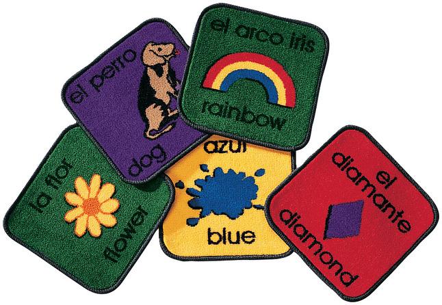 Carpet Tile Squares, Kids Carpet Squares, Carpet Squares Supplies, Item Number 076257