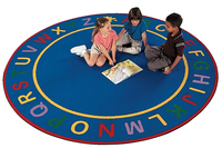 Circle Time Rugs and Dot Rugs Supplies, Item Number 076273