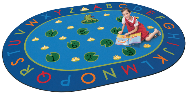 Letter Rugs and Number 0Rugs Supplies, Item Number 076276