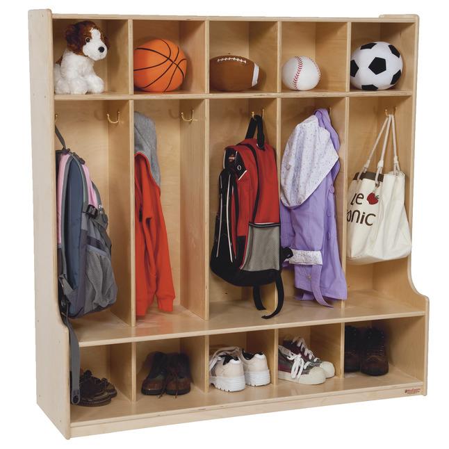 Coat Lockers, Coat and Bench Lockers Supplies, Item Number 076359