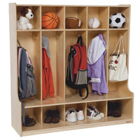 Coat Lockers, Coat and Bench Lockers Supplies, Item Number 076359