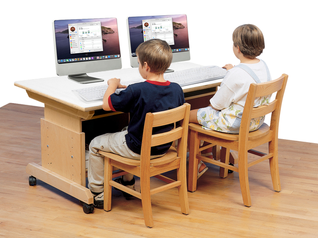 Computer Tables, Tablet Tables, Item Number 076614