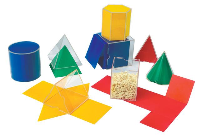 Geometry Games, Geometry Activities, Geometry Worksheets Supplies, Item Number 076830