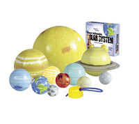 Solar System Projects, Books, Solar System for Kids Supplies, Item Number 077015