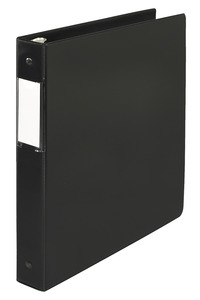 Basic Round Ring Reference Binders, Item Number 077023
